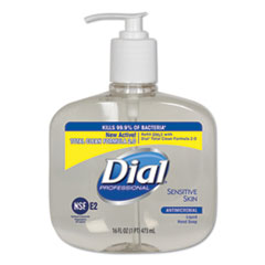 Dial® Professional Antimicrobial Soap for Sensitive Skin