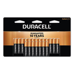 CopperTop Alkaline Batteries, AAA, 20/PK