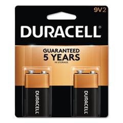 CopperTop Alkaline 9V Batteries, 2/Pack