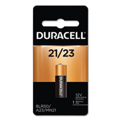 Duracell® Specialty Alkaline Battery, 21/23, 12V