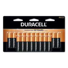 CopperTop Alkaline Batteries, AA, 20/PK