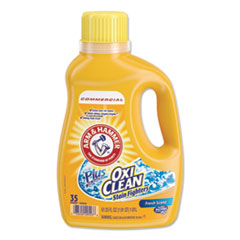 Arm & Hammer™ OxiClean™ Concentrated Liquid Laundry Detergent
