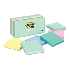 Original Pads In Marseille Colors, 3 X 3, 100-Sheet,