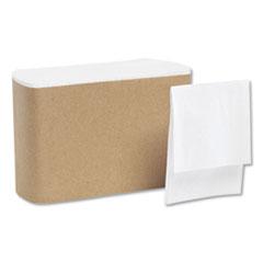 Georgia Pacific® Professional Low Fold Dispenser Napkins, 7 x 12, White, 8000/Carton