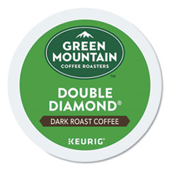 Green Mountain Coffee® Double Black Diamond™ Extra Bold Coffee K-Cups®