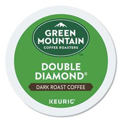 Double Black Diamond Extra Bold Coffee K-Cups, 96/Carton