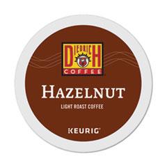 Green Mountain Coffee® Hazelnut K-Cup Pods, Hazelnut, 0.31 oz, K-Cup, 24/Box