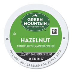 Green Mountain Coffee® Hazelnut Coffee K-Cups®