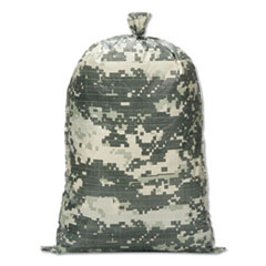 AbilityOne® SKILCRAFT® Digital Camouflage Sand Bag Thumbnail