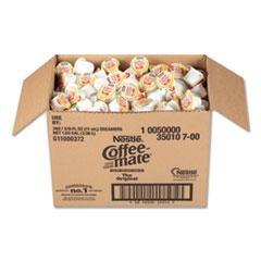 Coffee-mate® Liquid Coffee Creamer, Original, 0.38 oz Mini Cups, 360/Carton