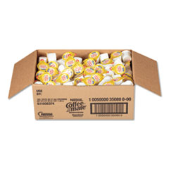 Liquid Coffee Creamer, Hazelnut, 0.38 oz Mini Cups, 180/Carton
