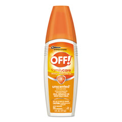 OFF!® FamilyCare Unscented Spray Insect Repellent