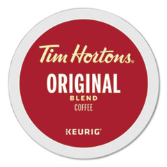 Tim Hortons® K-Cup Pods Original Blend, 24/Box