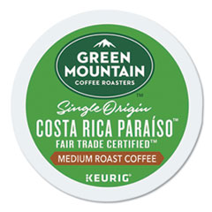 Green Mountain Coffee® K-Cup® Pods Costa Rica Paraiso, 24/Box