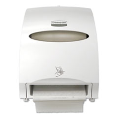 Kimberly-Clark Professional* Electronic Towel Dispenser, 12.7 x 9.57 x 15.76, White