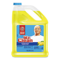 Mr. Clean® Multi-Surface Antibacterial Cleaner, Summer Citrus, 1 gal Bottle