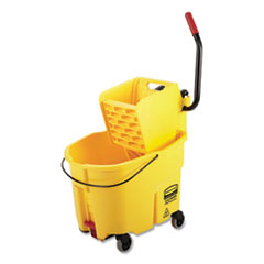 Rubbermaid® Commercial WaveBrake® 2.0 Bucket/Wringer Combos