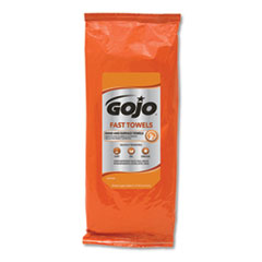 GOJO® FAST TOWELS® Hand Cleaning Towels