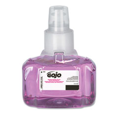 GOJO® Antibacterial Foam Hand Wash, 700 mL Refill, Plum Scent, 3/Carton