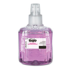 GOJO® Antibacterial Plum Foam Hand Wash, 1200mL, Plum Scent, Clear Purple