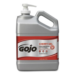 GOJO® Cherry Gel Pumice Hand Cleaner, Cherry, 1gal