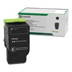 Lexmark 56F000G TAA-Compliant Black Toner Cartridge Toner