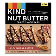 KIND Nut Butter Filled Snack Bars