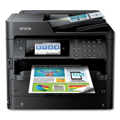 Epson® WorkForce Pro ET-8700 EcoTank All-in-One, Copy/Fax/Print/Scan