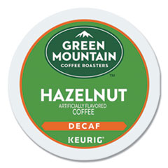 Green Mountain Coffee® Hazelnut Decaf Coffee K-Cups®