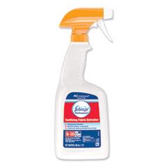 Febreze® Professional Sanitizing Fabric Refresher, Light Scent, 32 oz Spray, 8/Carton