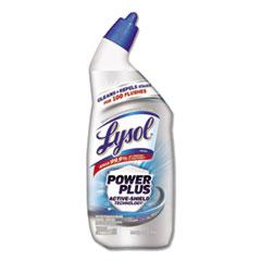 LYSOL® Brand Power Plus Toilet Bowl Cleaner, Atlantic Fresh, 24 oz, 9/Carton