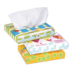 Kleenex® White Facial Tissue Junior Pack, 2-Ply, 40 Sheets/Box, 80 Boxes/Carton