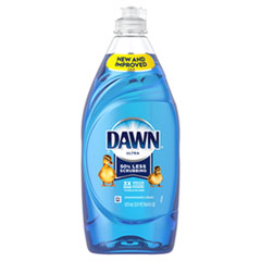 Dawn® Liquid Dish Detergent, Original Scent, 19.4 oz Bottle, 10/Carton