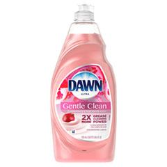 Dawn® Ultra Gentle Clean, Pomegranate Splash, 24 oz Bottle, 10/Carton