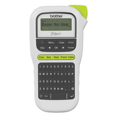 Brother P-Touch® PTH110 Easy, Portable Label Maker