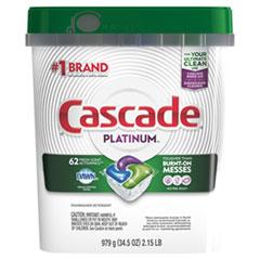 Cascade® ActionPacs, Fresh Scent, 34.5 oz Bag, 62/Bag
