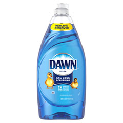Dawn® Liquid Dish Detergent, Original Scent, 28 oz Bottle, 8/Carton