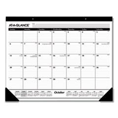 Ruled Desk Pad, 22 x 17, 2019-2020