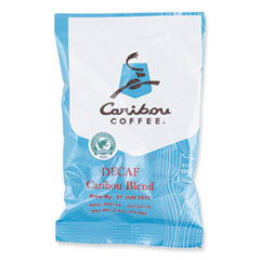 Caribou Coffee® Decaf Caribou Blend Coffee Fractional Packs, 2.5 oz, 18/Carton