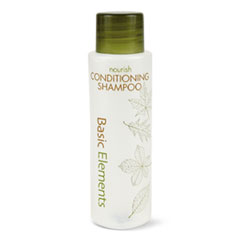 Conditioning Shampoo, Clean Scent, 1 oz, 200/Carton