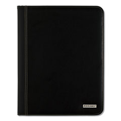 AT-A-GLANCE® Executive Monthly Padfolio, 11 x 9, White, 2020
