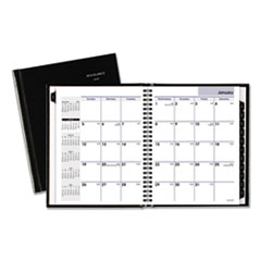 AT-A-GLANCE® DayMinder® Hard-Cover Monthly Planner