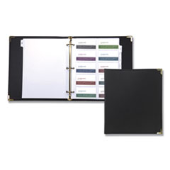 Samsill® Classic™ Vinyl Business Card Binder