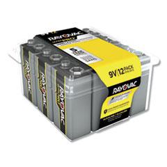 Rayovac® Ultra Pro Alkaline 9V Batteries, 12/Pack