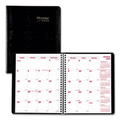 Brownline® Essential Collection 14-Month Ruled Monthly Planner
