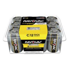 Rayovac® Ultra Pro Alkaline C Batteries, 12/Pack