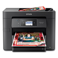 Epson® WorkForce Pro WF-3730 All-in-One Printer, Copy/Fax/Print/Scan