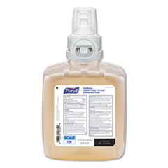 PURELL® Healthy Soap 2.0% CHG Antimicrobial Foam, 1200 mL, 2/Carton