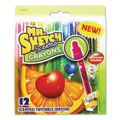 Mr. Sketch® Scented Crayons