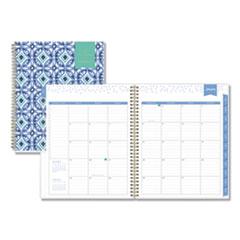 Blue Sky® Day Designer Tile Weekly/Monthly Planner